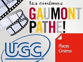 Places cinéma