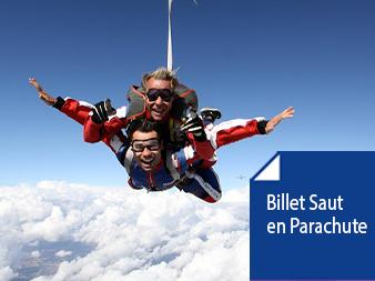 icone saut en parachute